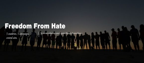 Freedom from hate: Empowering civil society to counter cyberhate against Roma