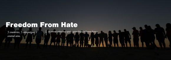 Свобода без омраза: Овластяване на гражданското общество за борба с киберомразата срещу ромите
